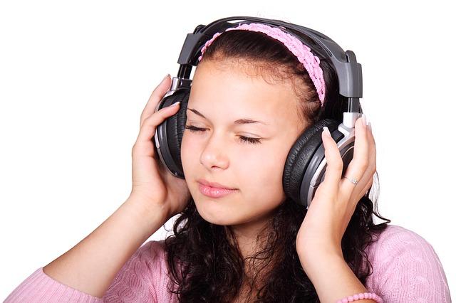 music, headphones, hearing