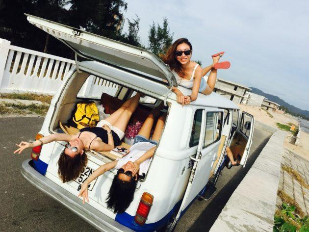 Campervan Travel